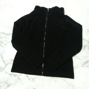 Calvin Klein Performance Fleece Zip Up